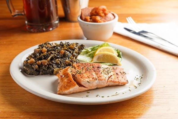Grilled Salmon Entrée