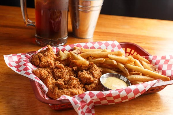 Chicken Tender Basket (4)