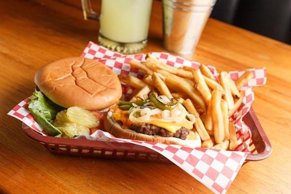 Springridge Comeback Burger