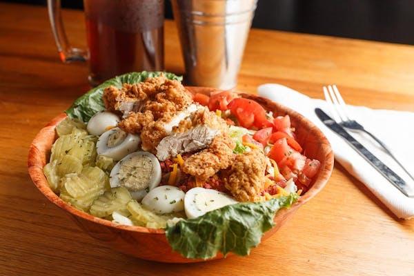 Lone Ranger Crispy Chicken Salad