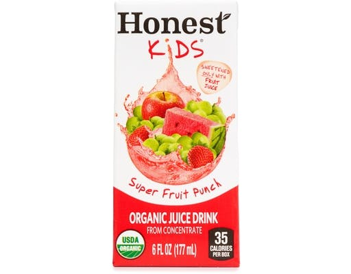 Honest Juice Box
