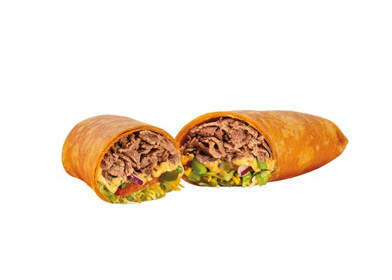 Signature Chipotle Steak & Guacamole Wrap