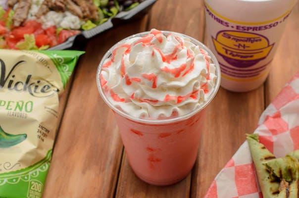 Strawberry Cream Blender