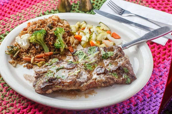 23. Five-Spice Pork Steak