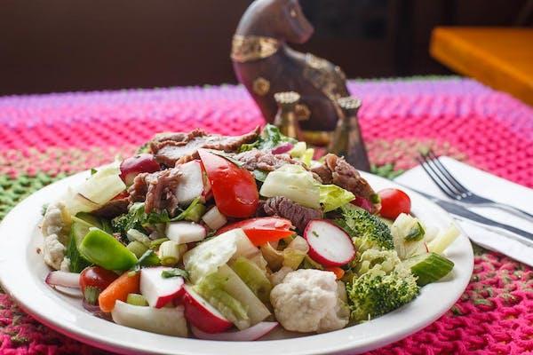 28. Royal Thai Beef Salad