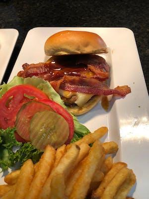 Full Honey Moon- Turkey Burger