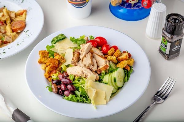 Titan Rocket Caesar Salad