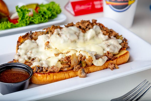 The Jupiter Philly Cheesesteak