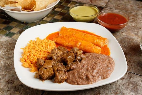Texano Plate