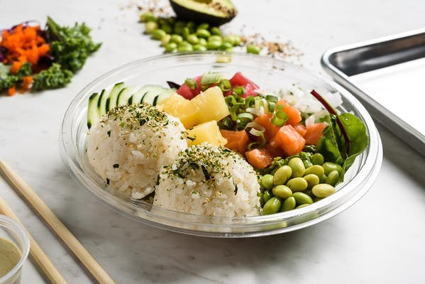 Hana Wave Poke Bowl