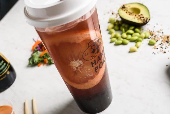 Hibiscus Fruit Tea or Slush