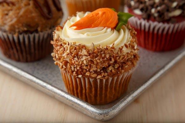 Gourmet Carrot Cupcake