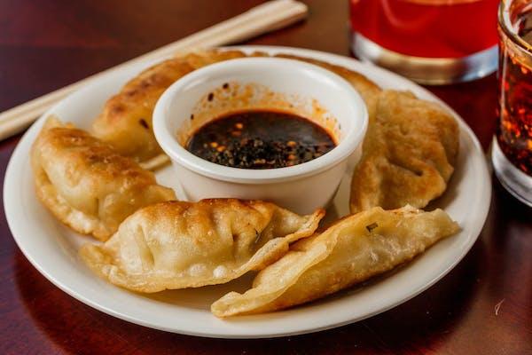 7. Steamed or Fried Dumplings