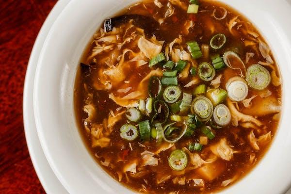 18. Hot & Sour Soup