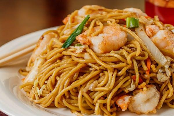 25. Shrimp Lo Mein