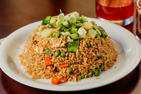 27. Vegetable Fried Rice
