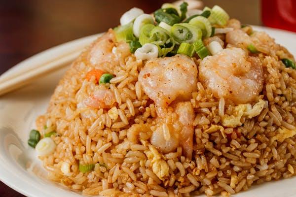 30. Shrimp Fried Rice
