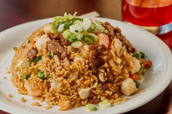32. House Special Fried Rice