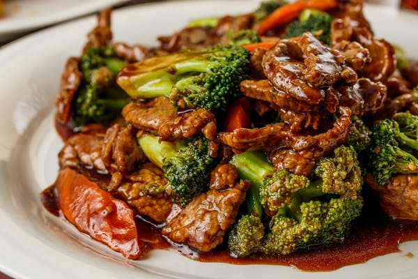 62. Beef with Broccoli
