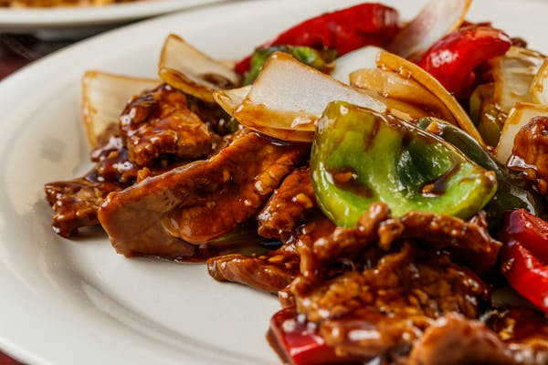 63. Pepper Steak with Onion