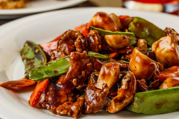 66. Beef with Snow Peas