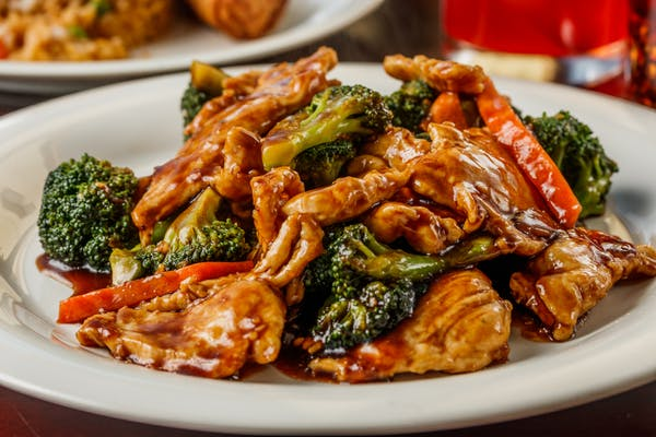 39. Chicken with Broccoli
