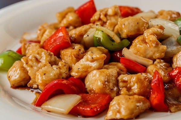 46. Black Pepper Chicken