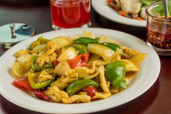 51. Curry Chicken
