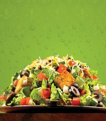 Close Talker Salad
