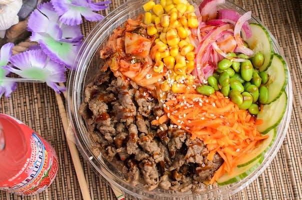 Kimchi Steak Bowl
