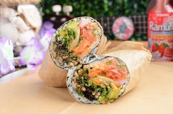 Spicy Combo Burrito