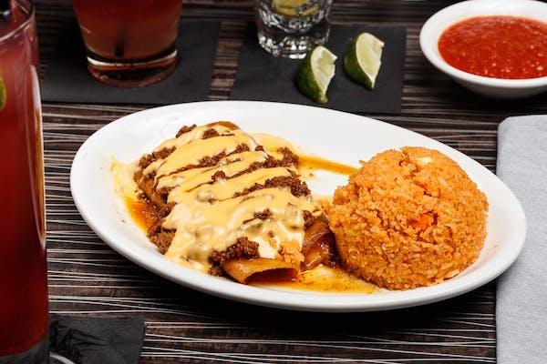 Enchiladas Texanas