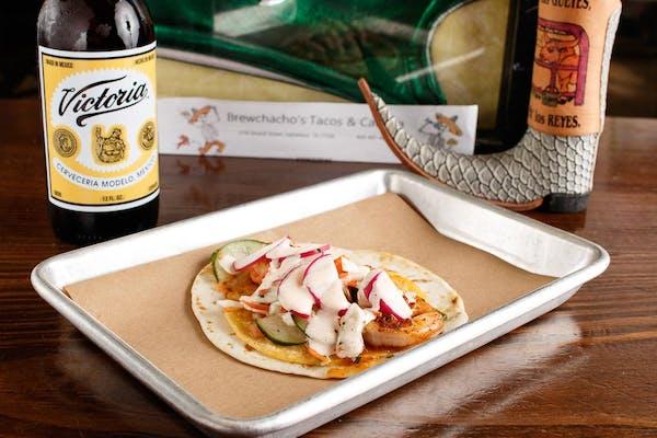 Baja Shrimp Taco