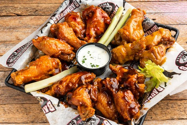 Wings Sampler