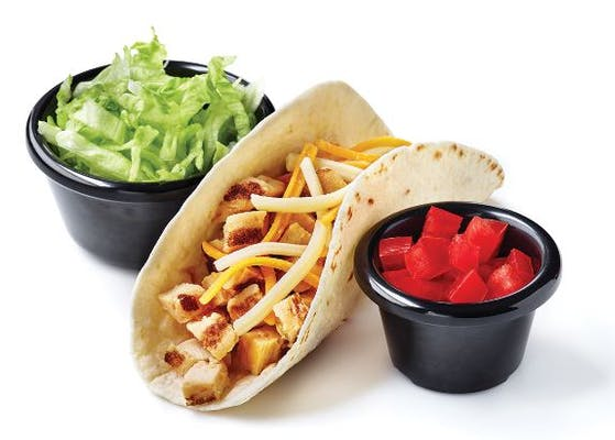 Kid's Chicken Taco