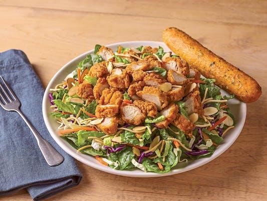 Oriental Fried Chicken Salad