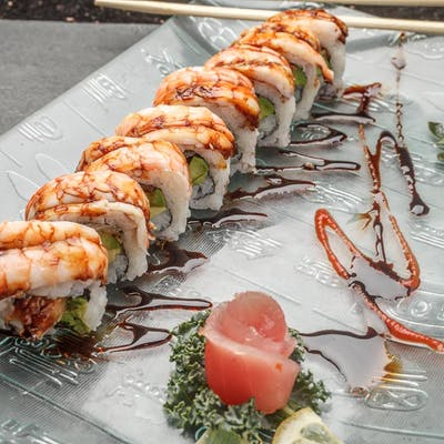 Red Scorpion Roll
