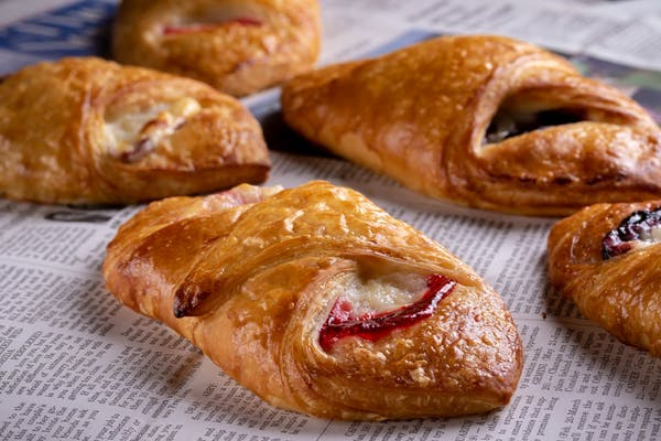 Strawberry Cream Cheese Croissant