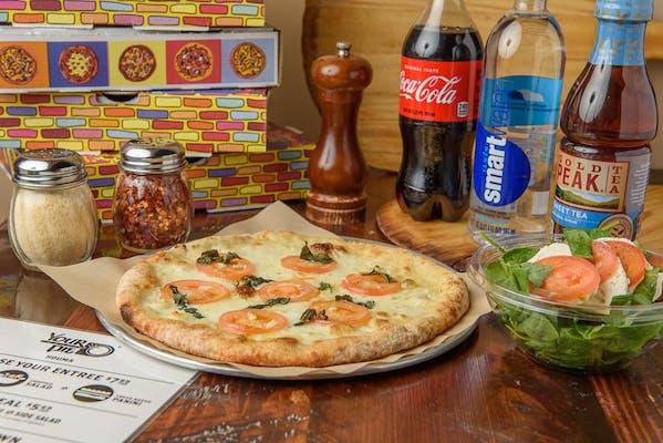 Ischia Pizza Coca-Cola Combo
