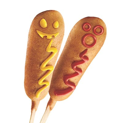Corn Dog Kid's Meal