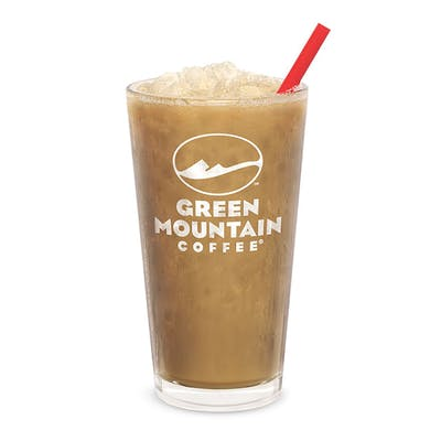 Iced Green Mountain Coffee® with French Vanilla