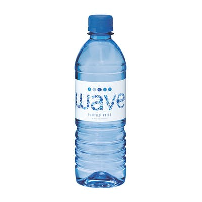 Sonic Wave Bottled Water