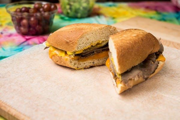 Steak & Cheese Sandwich