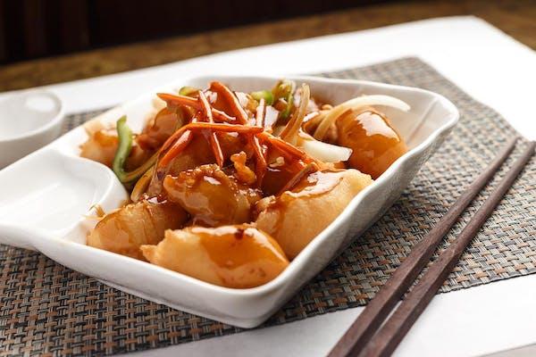 Tong-Cho Shrimp