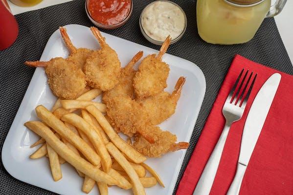 (6 pc.) Fried Shrimp