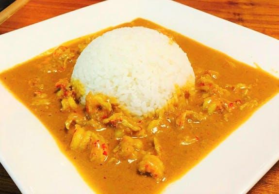 Curry Crawfish