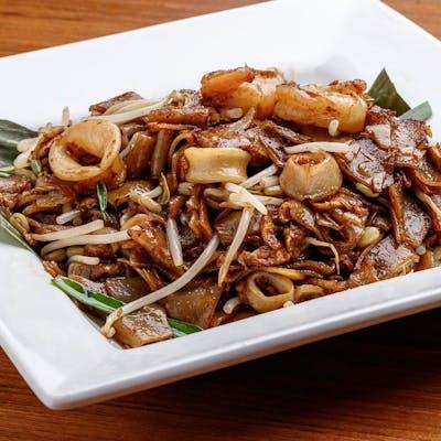 Stir-Fried Flat Noodles