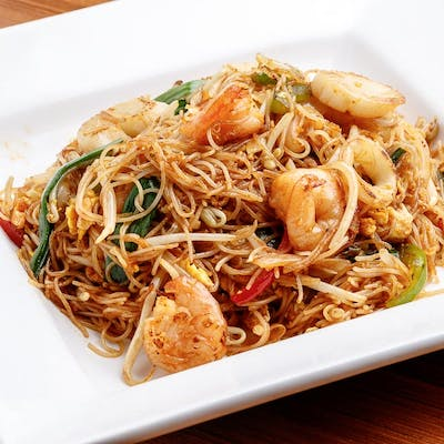 Seafood Rice Noodle
