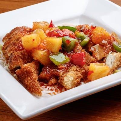Crispy Thai Style Chicken