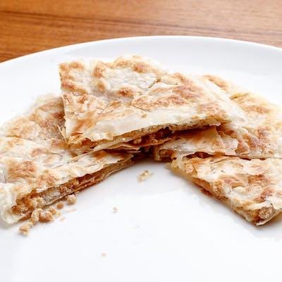 Indian Peanut Pancake